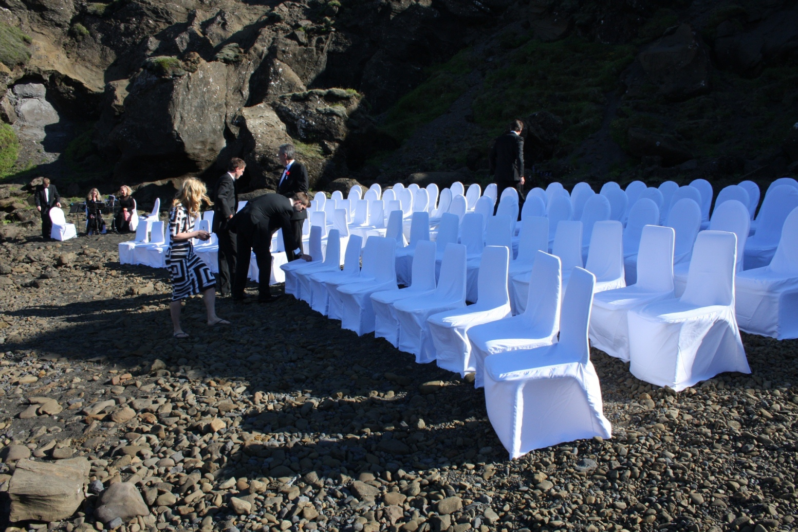 Wedding Kleifarvatn